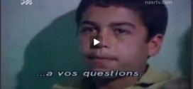 فیلم / نهی از منکر زن بی حجاب توسط بسیجی نوجوان