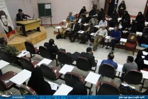 سخنرانی مهندس تقوی در مرکز ملی لیزر ایران