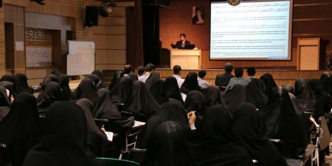 دوره آموزش عمومی با حضور استاد علی تقوی